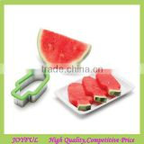 Hot selling cute press watermelon slicer cutter