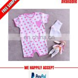 Stylish baby romper wholesale manufacturer