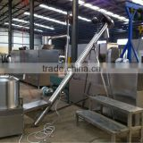 The fish feed extruder machine
