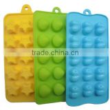Food grade Silicone Ice Lattice mold of new design