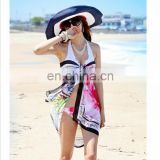 Bikini girl sarong pareo new summer beach dress