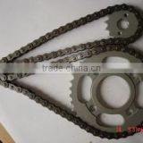 motorcycle chain sprocket kit