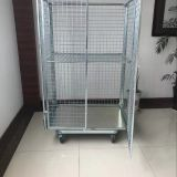 Medium Duty Loading Logistic Trolley Carts