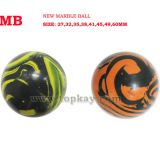 Muticolor bouncy ball, party supply bounce ball, vending toy, capsule toy