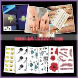 Wholesale Customized Temporary Tattoo Paper Temporary Tattoo Sticker Temporary Tattoo