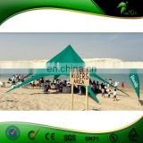 2017 Customized Attractive Large Party Marquee Event Car Tent,Beach Star Tent For Sale