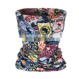 camp stamp print wholesale anti AV mask Bandana