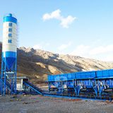 Wbz400 Stabilizer Easy Continuous Silo Mixed Stabilized Soil Batching Plant(mixing station)