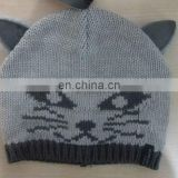 Factory Direct Custom bluetooth beanie hat with headphone