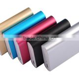 Rectangular Strip Aluminum Power Bank 10400mAh