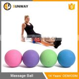 Peanut Shape Silicone Massage Physio Balls Relax Tight Muscles