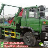 JDF5120ZBLK  Swing arm garbage truck 190hp with 10CBM capacity
