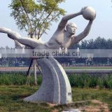 High quality abstract garden sculpture for sale