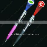 ballpoint LED logo pen with projector