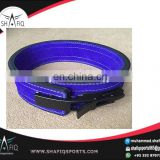 Geniune Leather LEVER Weight Lifting Belts/Power Lifting Belts Lever Buckle Belts/ Sublimation belt