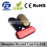 2014 new fashion cheap hard sunglass case with logo printing