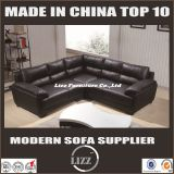 2017 High Quality Living Room Sofa with Top Grain Leather(LZ-371)