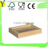 unfnished wholesale wooden window box