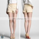T-WS503 Wholesale Clothing with Pockets Lace Woman Shorts