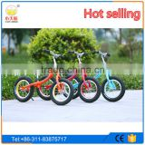 Childen easy rider air wheel balance bike for kids no pedal bicycle