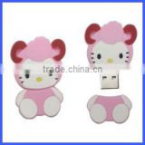 Mini silicone USB cover