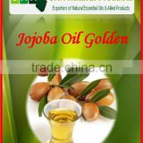 2014 Hot Sale Product of Pure Jojoba Oil Golden