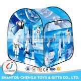 Promotional funny childrens play kids tent indoor with 30pcs balls