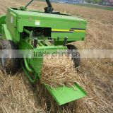 2016 best selling 2060 self-propelled square hay baler