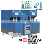 Micmachinery CE certification widely used blow moulding plastic bottles bottle blow molding machine blow mold machine