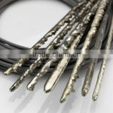 Copper brazed alloy welding rods
