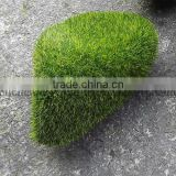 shop window decoration green moss foam artificial stone