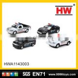 1:34 Die-Cast Model Car Can Open The Door Friction Toy Car