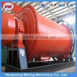 China Ball Mills Manufacturers Shandong Hengwang ISO9001 Wet/dry Ball Mill For Grinding Ore