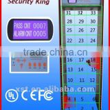 New! Xinjiang security 33 Zones Portable Walkthrough Metal Detector XST-F33