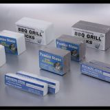 GB 12 grill brick glass BBQ grill brick glass pumice grill glass pumice grill cleaning brick griddle cleaner Grill Clean