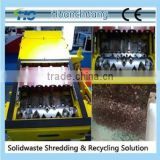MSW shredder manufacturer in China