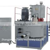 New Plastic Powder Mixer / PVC Mixing Machine with High Output