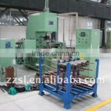 High frequency cluth quenching machine and tool