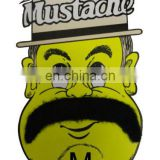 The most popular party fake beard mustache wholesale MH2199