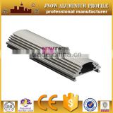 Aluminum electric heater