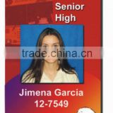 sample employee school id cards with barcode