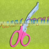 "24 EMT Utility Scissors Shears 7.5"" Pink Colored"