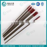 wt20 thoriated tungsten electrode