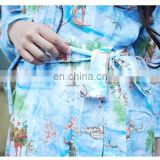 Chinavictor Discount 100% Cotton Adult Free Size Japan Pajamas