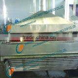spraying sterilizing and cooling tunnel for beverage industry