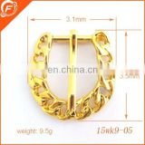 gold fashion metal accessory for belt