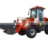 Chinese hydraulic mini wheel loader with CE/ brand new loader