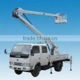DF Mini aerial work truck with Crane 14mt (RHD)