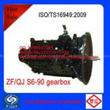 ZF/Qijiang(QJ) S6-90 Gearbox Assembly For Yutong/Higer/Kinglong/Ankai/Golden Dragon