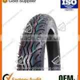 Durable China Motorcycle Tubeless Tyre